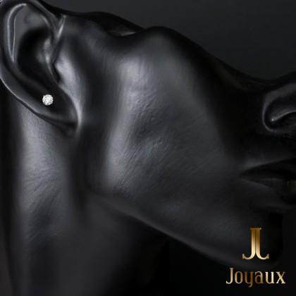 Diamond Stud Earrings in 18k White Gold (1/3 ct. tw.)