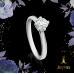 1/3 CT. Diamond Solitaire Engagement Ring