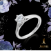 1/4 CT. Diamond Solitaire Engagement Ring