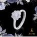 Daisy Diamond Ring