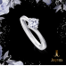 Single Stone Diamond Engagement Ring