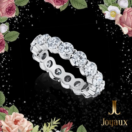 Diamond Eternity Ring 1,6cttw.