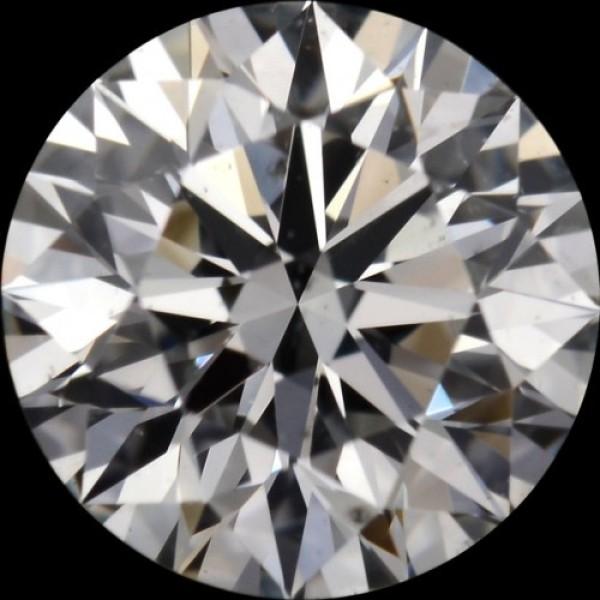 Round 0,56 carat G SI2