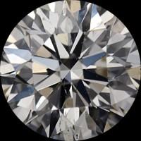 Halo Diamond Earrings in 18k White Gold (1,25 ct.tw.)