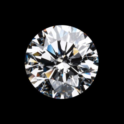 0,01ct Round Diamond