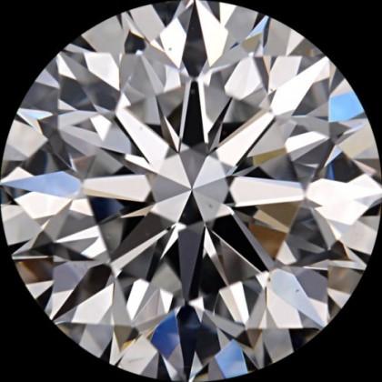0,03ct Round Diamond