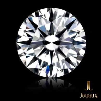 Diamond Set Huggie Earrings in 14K White Gold (approx. 1,0 cttw.)