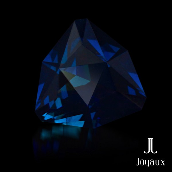 Natural Blue Sapphire 0.79ct.