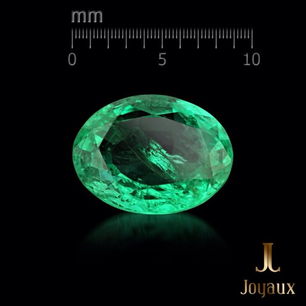 Emerald 1,64 carats