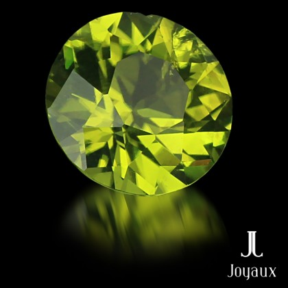Yellowish-Green Peridot 2,69ct.