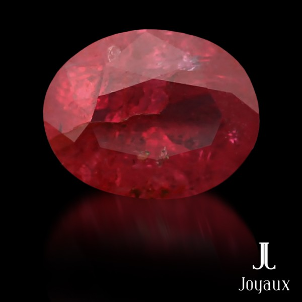 Natural Red Ruby 0,25ct.