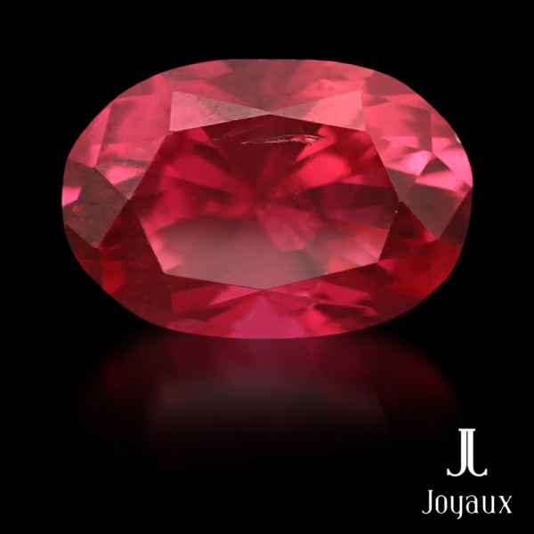 Rich Red Ruby 0,33ct.
