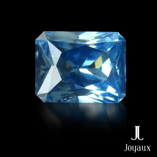 Rich Cornflower Blue Sapphire 0.72ct.
