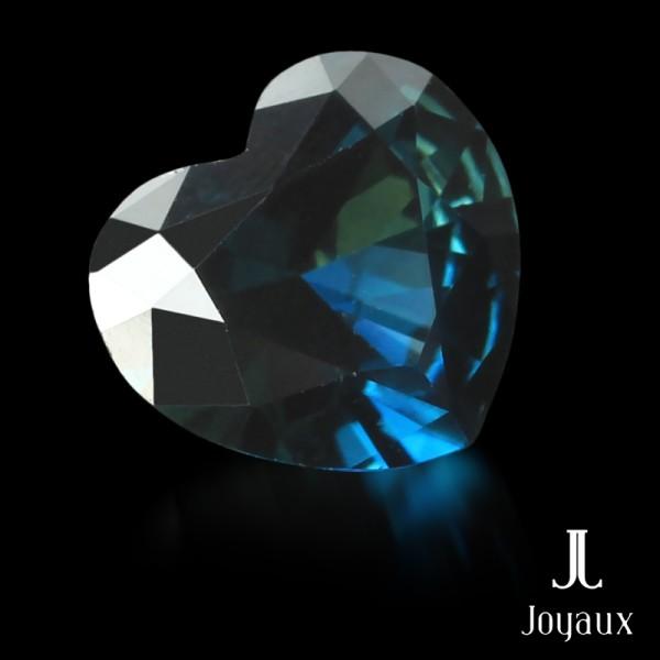 Sapphire Heart 1.22ct.