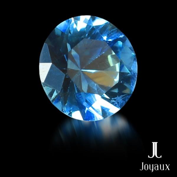 Royal Blue Sapphire 0.76ct.