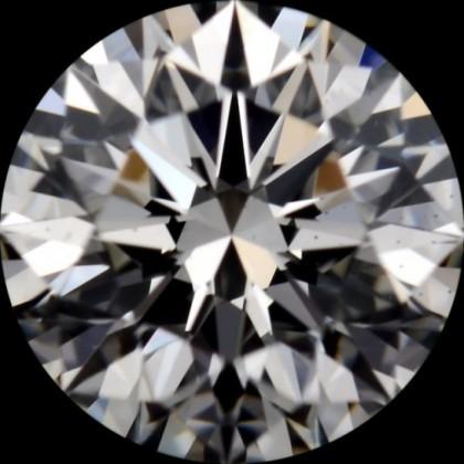 Бриллиант 0,5 карат E VS1