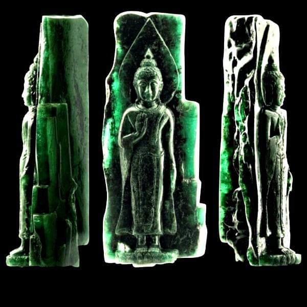 Emerald Budda