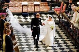 Обручальные кольца принца Гарри и Меган Маркл