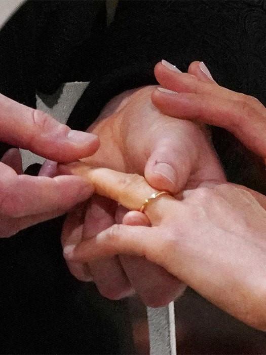 Обручальное кольцо Меган Маркл